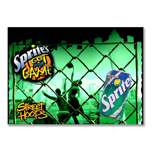 "Coke ""Sprite's Got Your Game"""