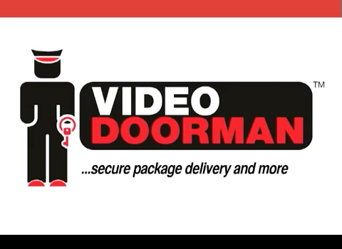 Video Doorman security system web and sales video